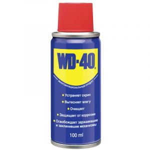 Смазка WD - 40 100 мл.